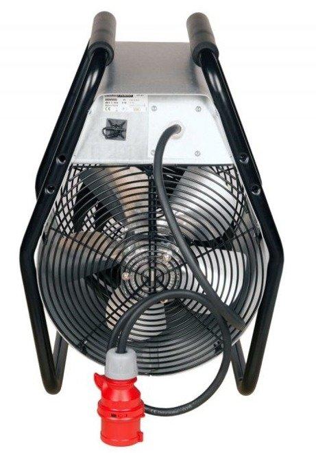 Nagrzewnica elektryczna Inelco Dania-Heater NxG 9 kW