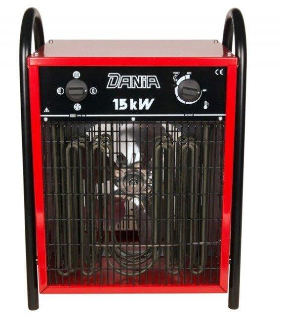 Nagrzewnica elektryczna Inelco Dania Heater 15 kW