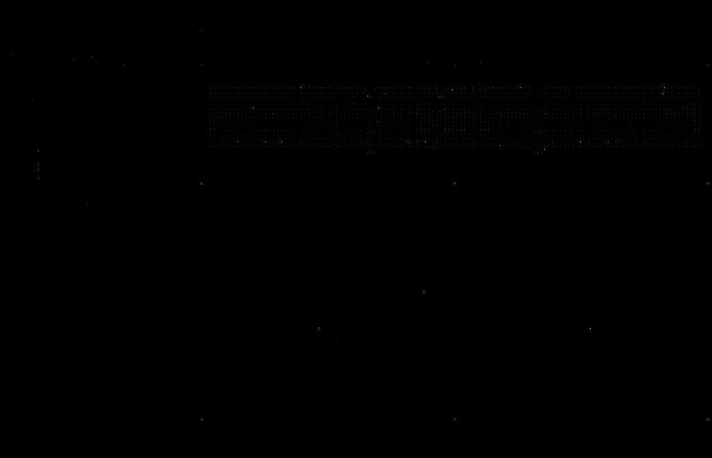 Kurtyna Flowair ELiS - wymiary