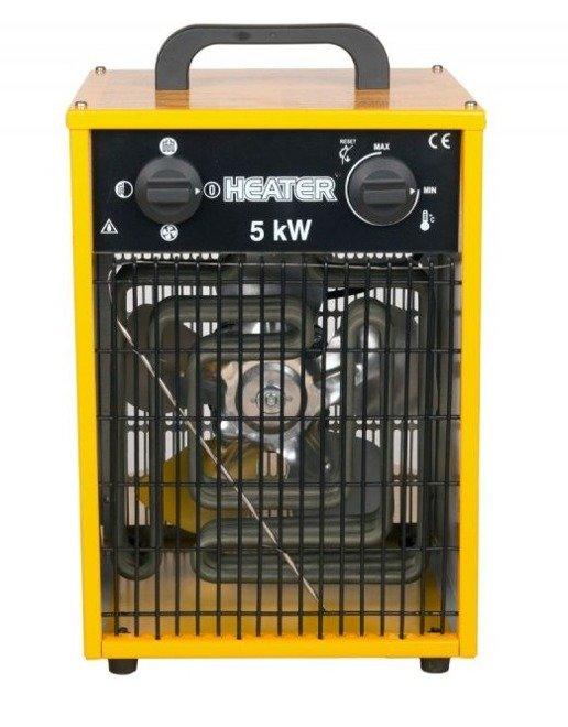 Nagrzewnica elektryczna Inelco Heater Dania 5 kW