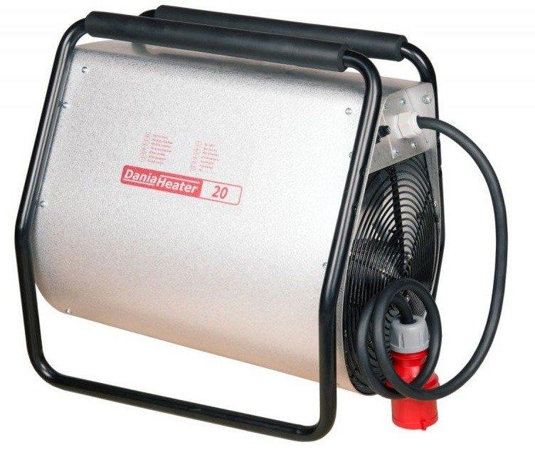 Nagrzewnica elektryczna Inelco Dania-Heater NxG 20 kW