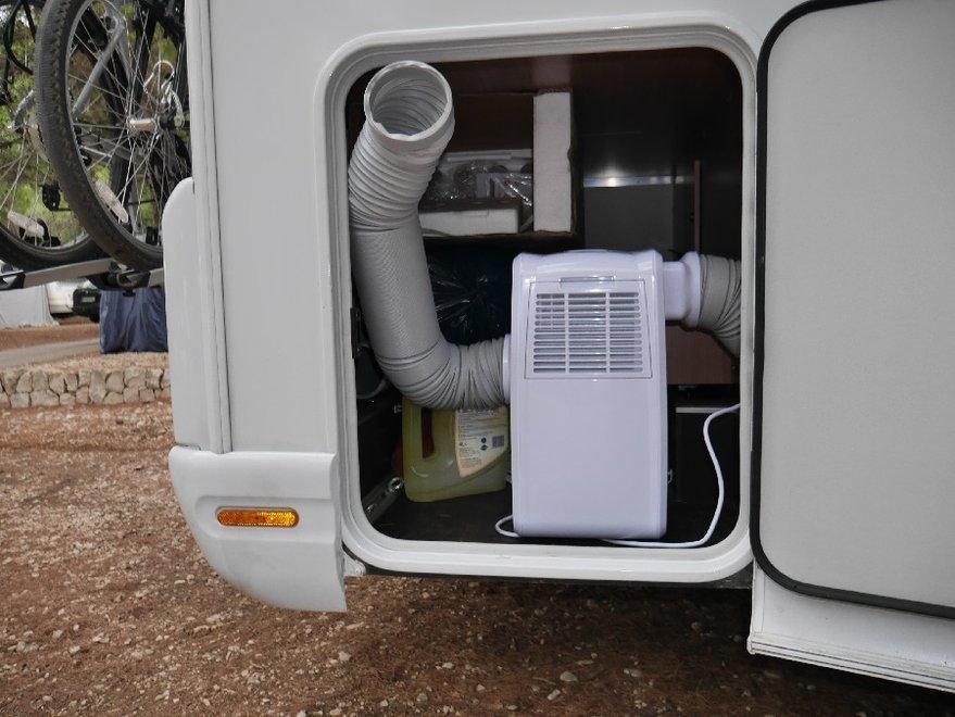Klimatyzator Fral FSC03 zastosowanie