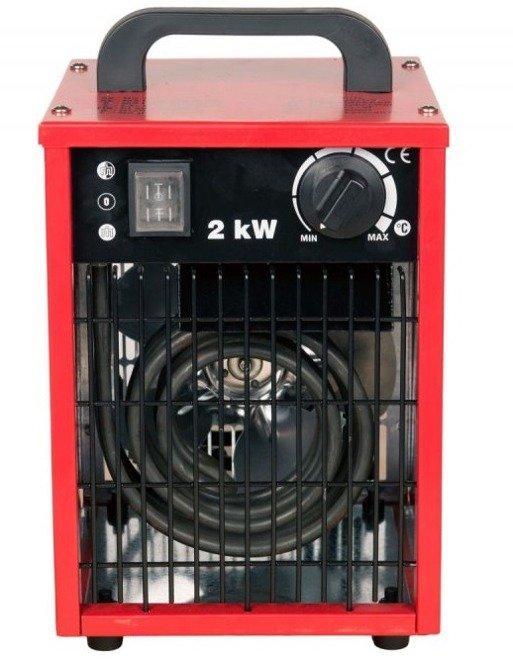 Nagrzewnica elektryczna Inelco Dania Heater 2 kW