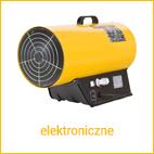 nagrzewnice gazowe master z zapłonem elektronicznym