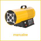 nagrzewnice gazowe master z zapłonem manualnym