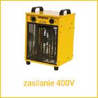 nagrzewnice elektryczne 400V