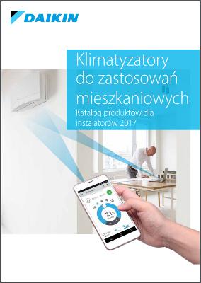 klimatyzatory do zastosowań mieszkaniowych
