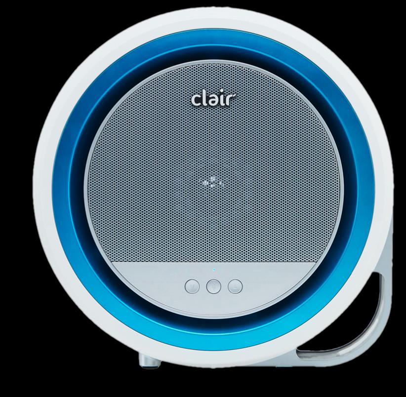 Oczyszczacz powietrza Clair S