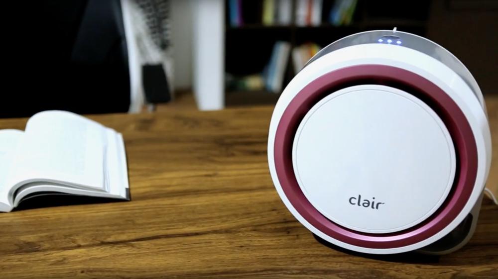 Oczyszczacz powietrza Clair Ring
