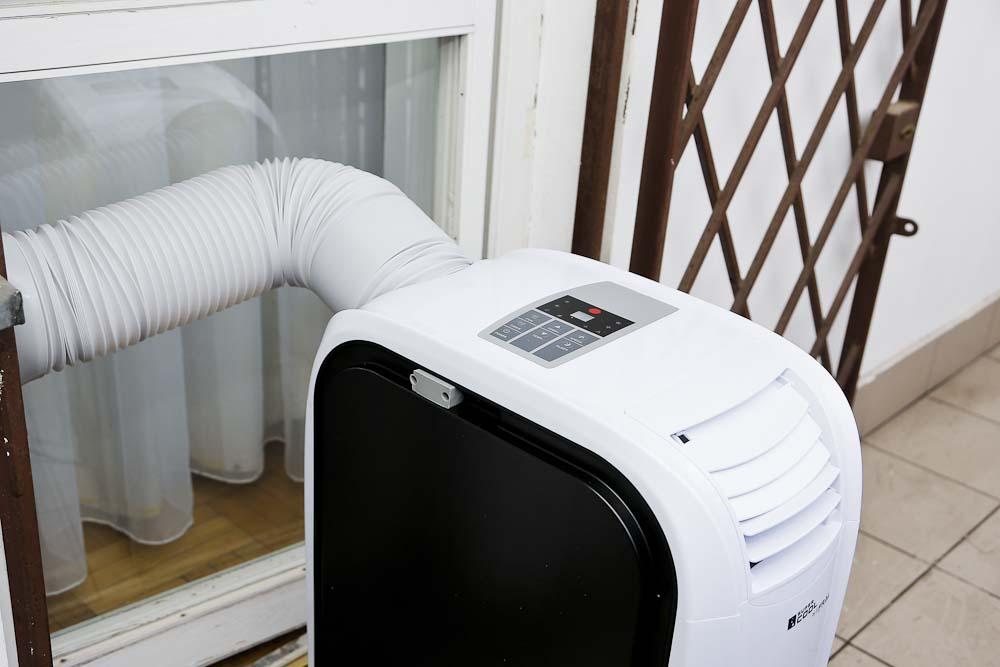 Klimatyzator Fral 14.1 SC wyposażenie