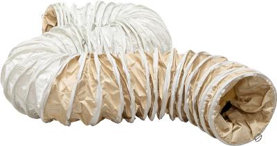 przewód giętki biały